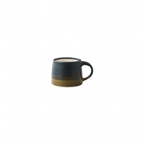Kinto 'SCS-S03' Mug Black/Brown 110ml
